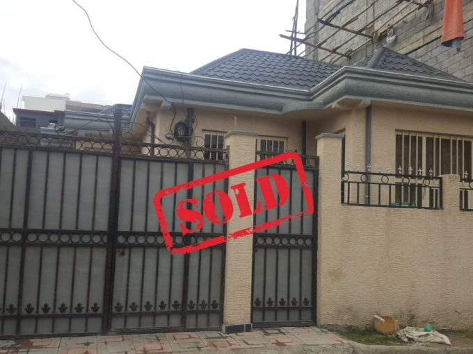 Cosy Villa For Sale At Ayat Addis Ababa, Ayat For Sale