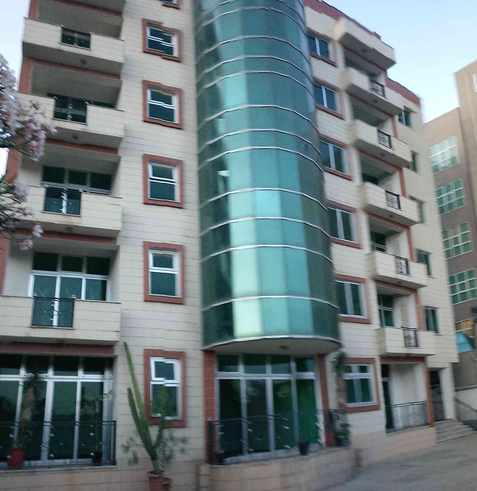 30 Bedroom Building For Rent in Addis Ababa a Guard Shola