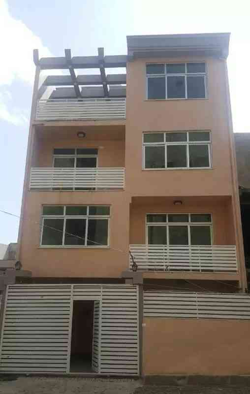 G+3 New House In Addis Ababa, Summit