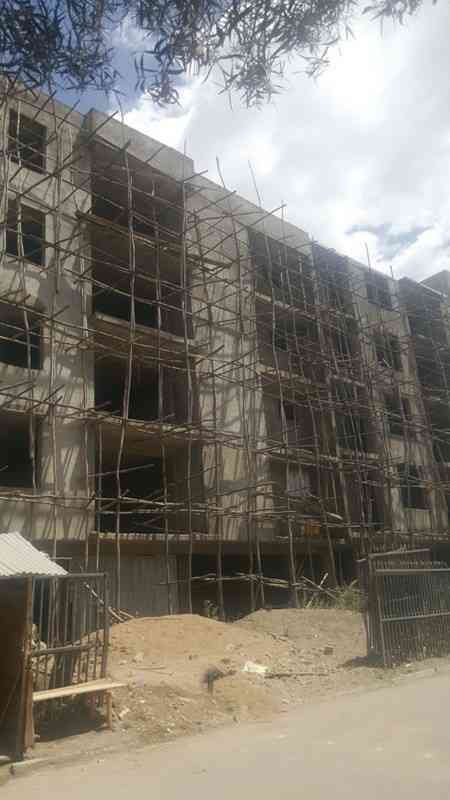 G+4 Building On Finishing Stage For Sale In Addis Ababa, Summit