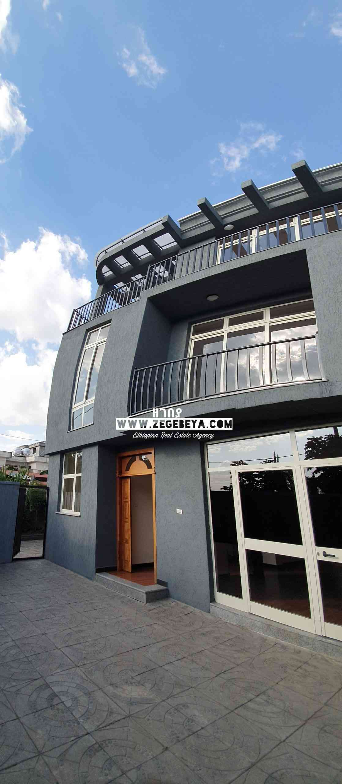 Modern House For Rent In Addis Ababa, Old Airport