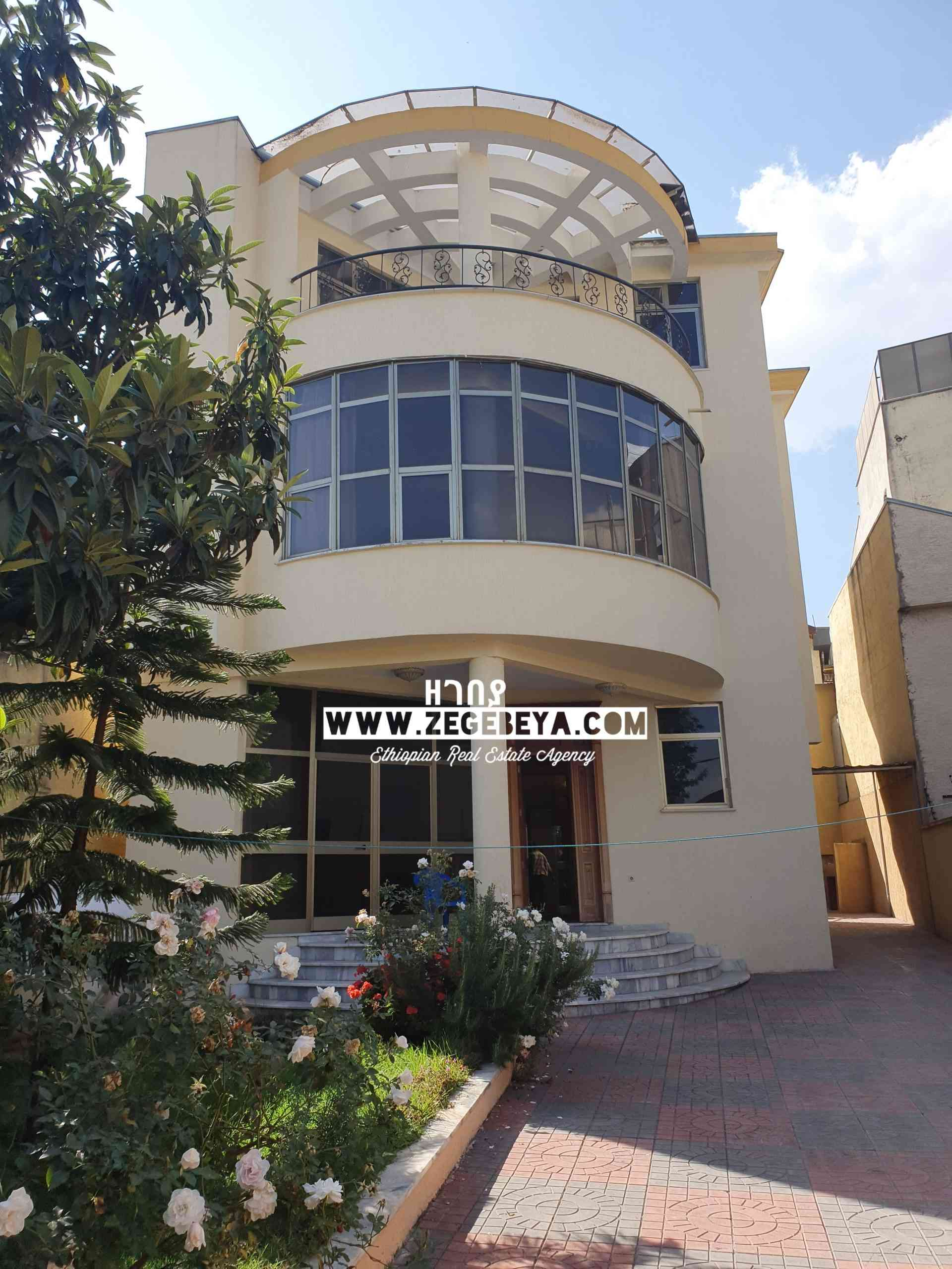 Furnished House For Rent In Addis Ababa, Old Airport