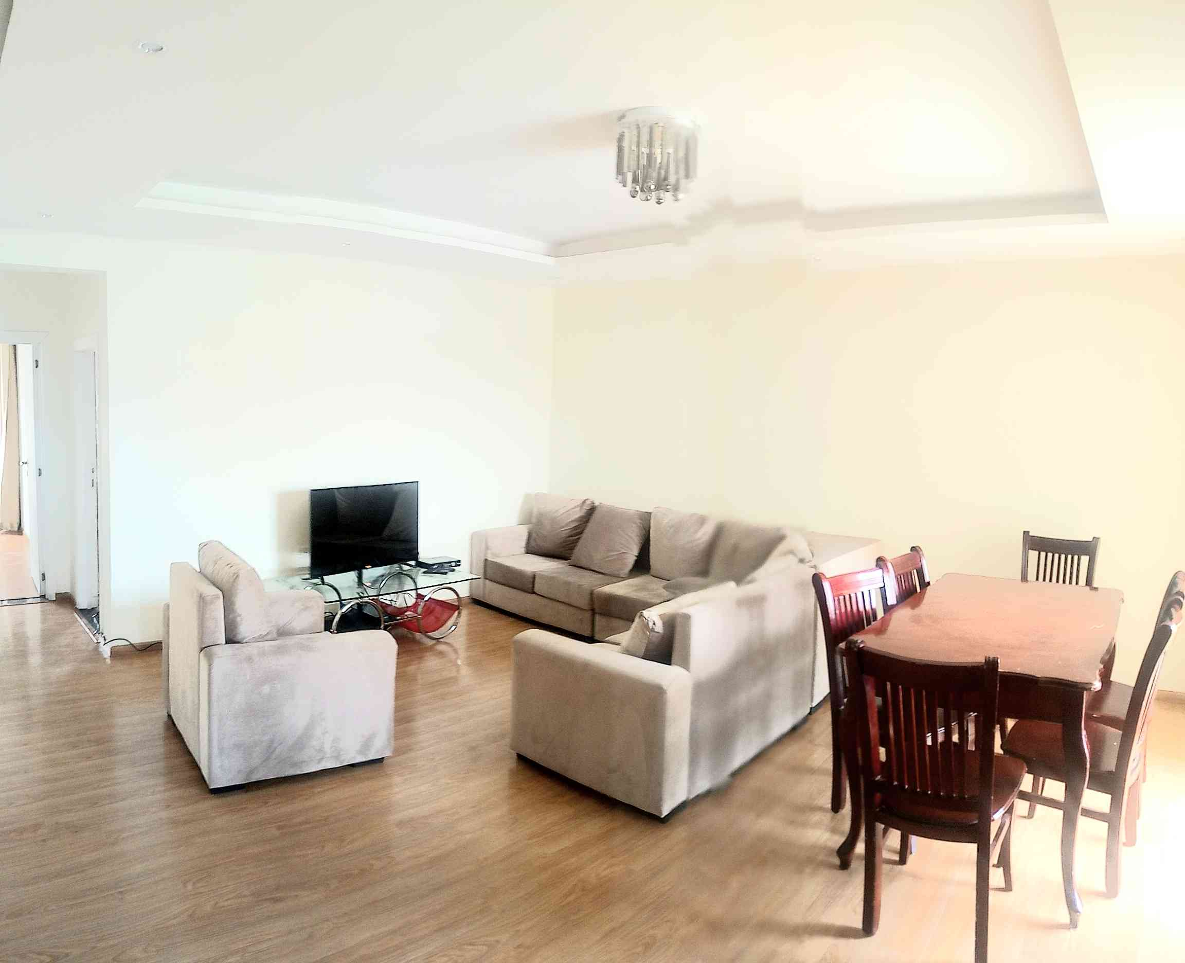 2 Bedroom Furnished Flat For Rent In Addis Ababa, CMC