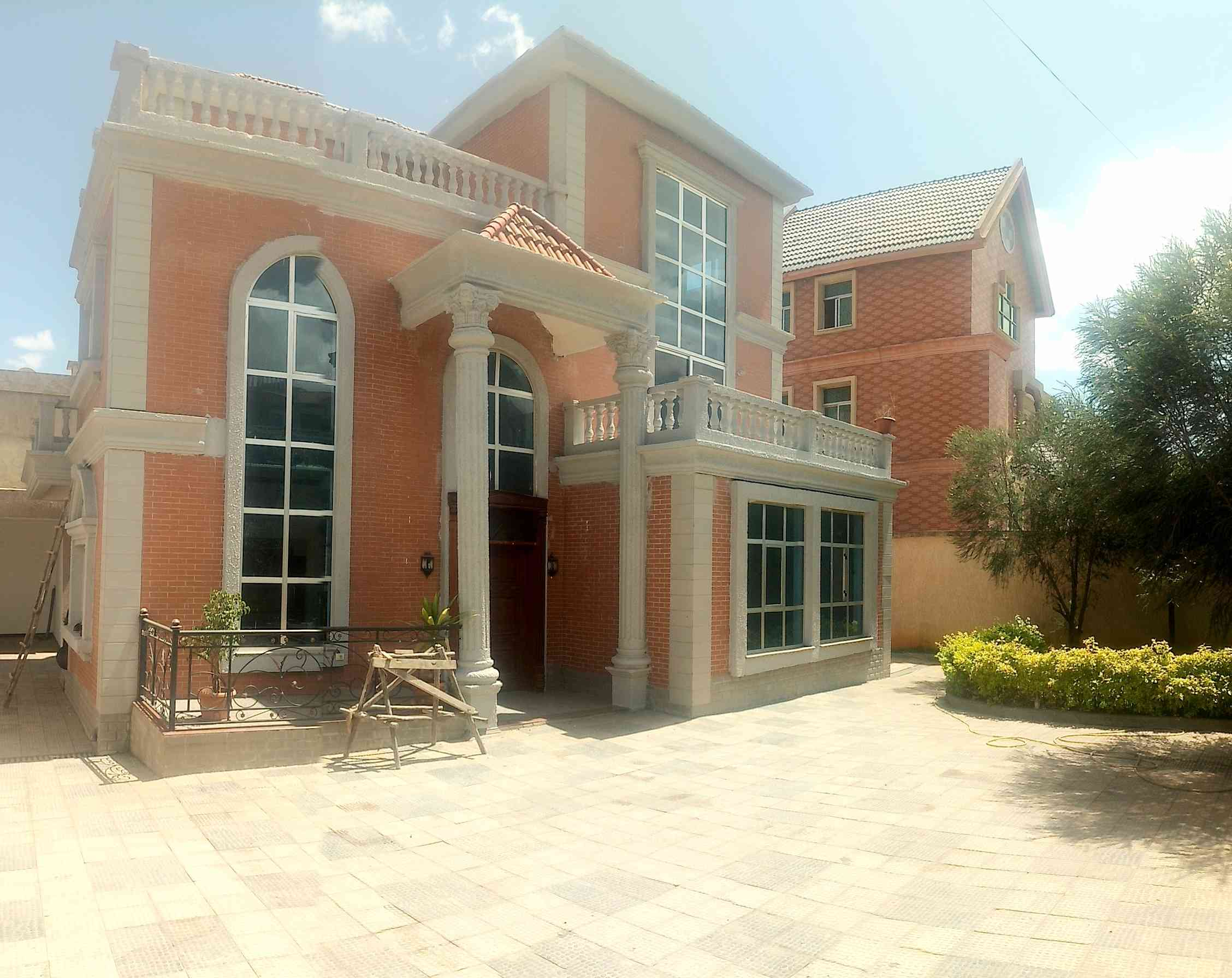 Beautiful House For Rent Near German Square, Addis Ababa