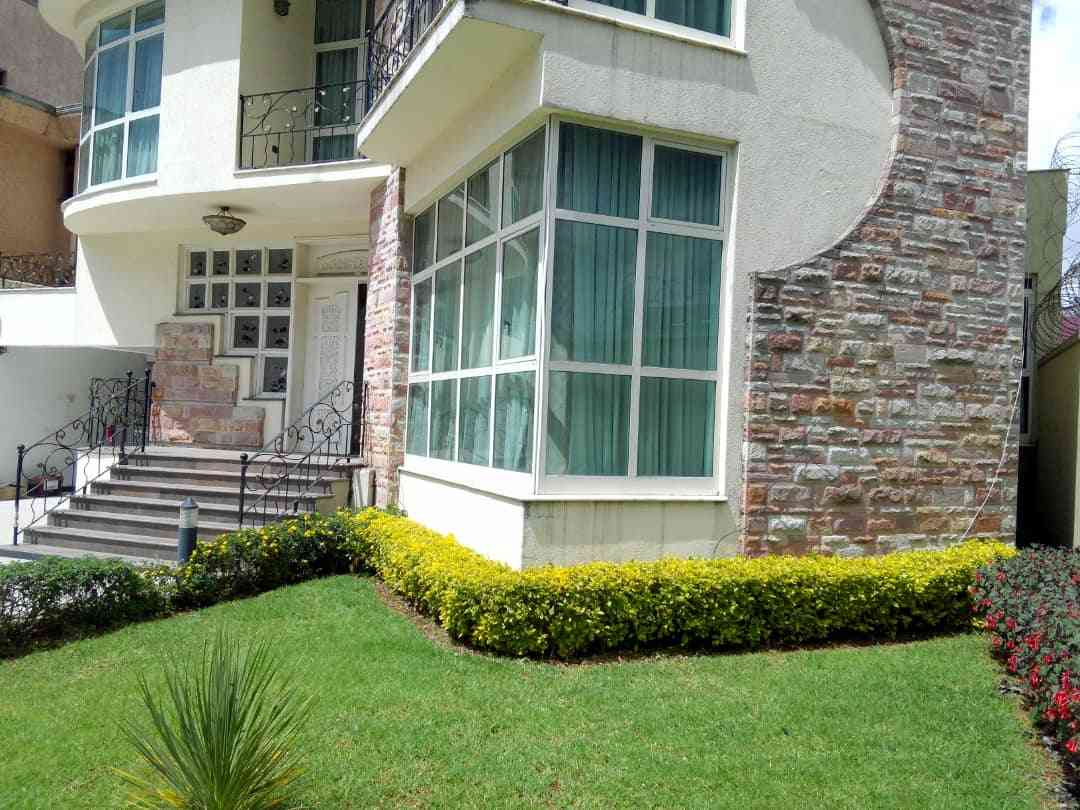 Fully Furnished House For Rent At Bole