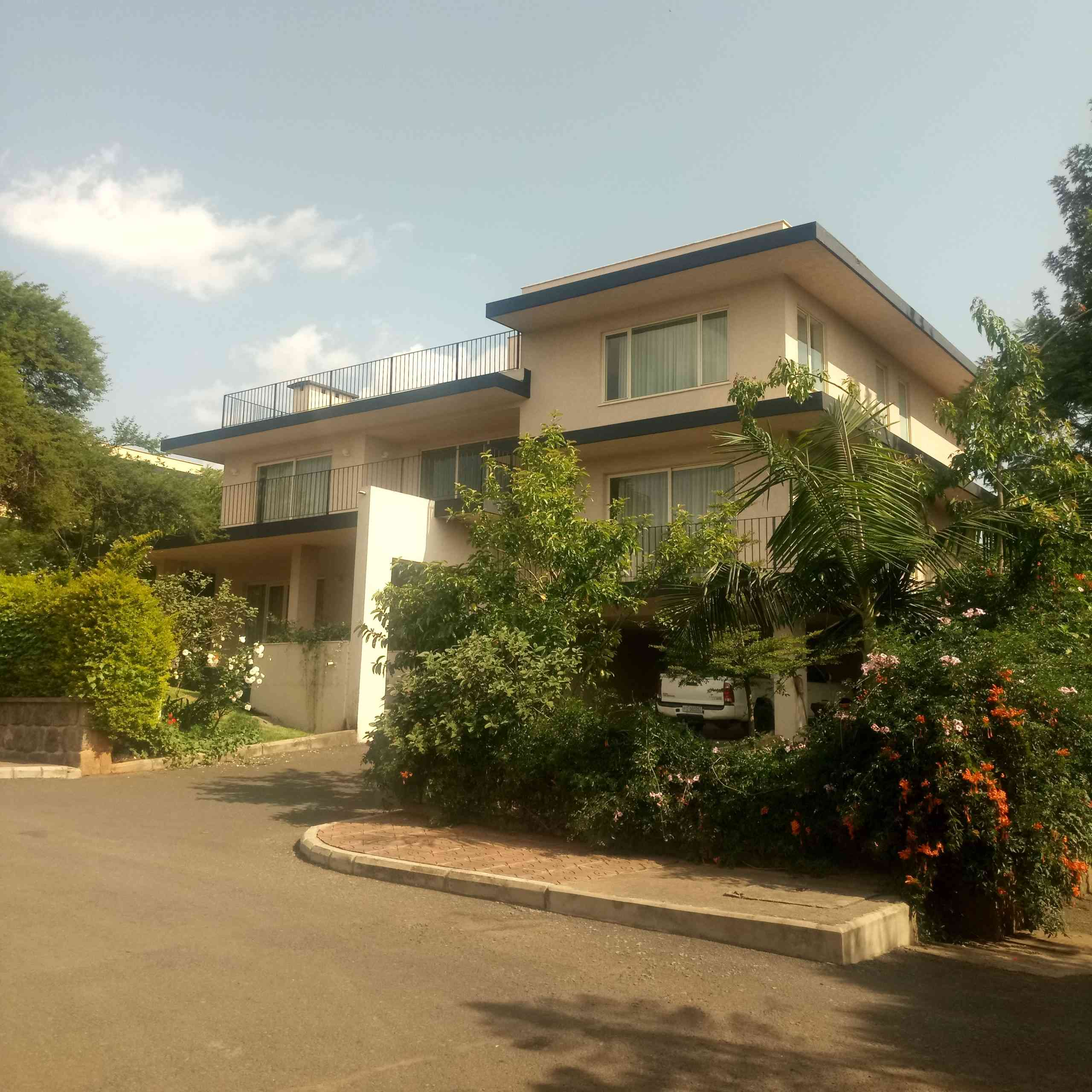 Luxury Home For Rent In Addis Ababa, Lebu Varnero Compound