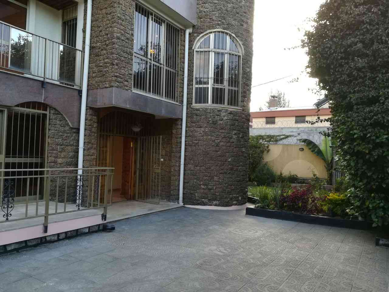 4 Bedroom House For Rent In Addis Ababa At Old Airport