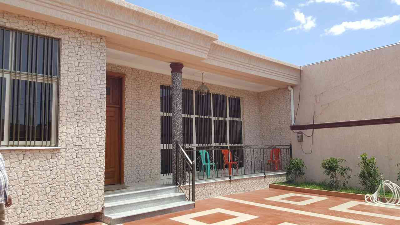 Spacious Villa In Addis Ababa For Sale