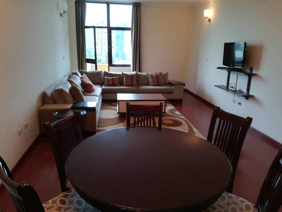 2 Bedroom Fully Furnished Apartment For Rent At Bole