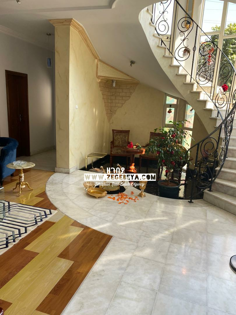 House For Rent In Addis Ababa, Bole