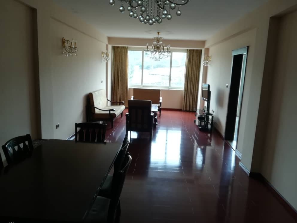2 Bedroom Furnished Apartment For Rent In Addis Ababa, Near AU