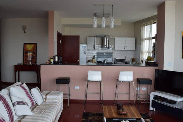 Furnished Apartment For Rent In Addis Ababa, Bole