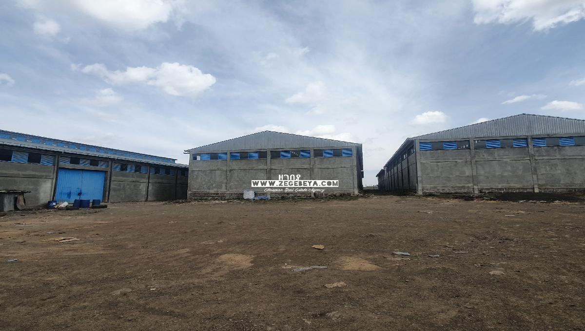 16,000 SqM warehouse compound for rent in Addis Ababa