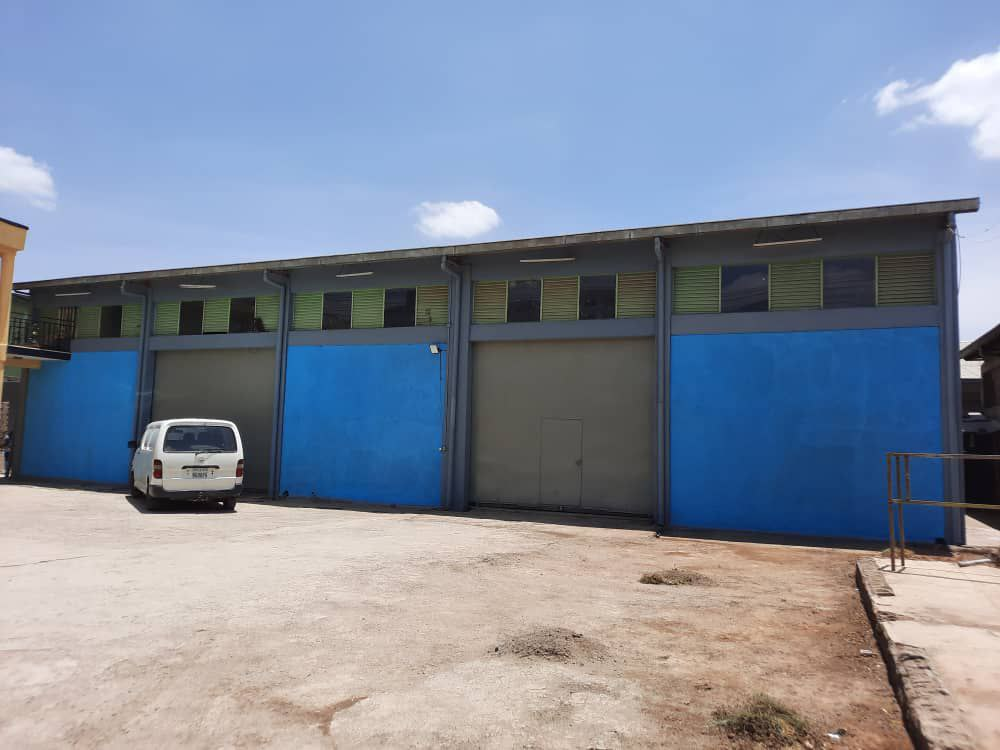 Warehouse/Office For Rent In Addis Ababa, Lebu