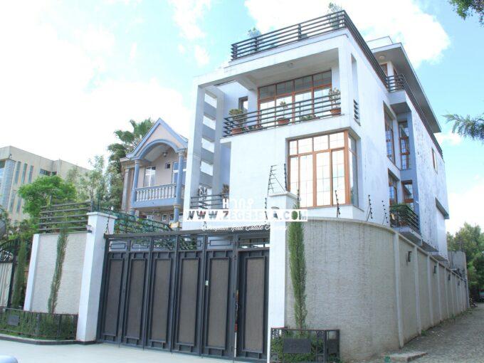 Sale! Fully Furnished Luxury House in Addis Ababa, Bole Michael