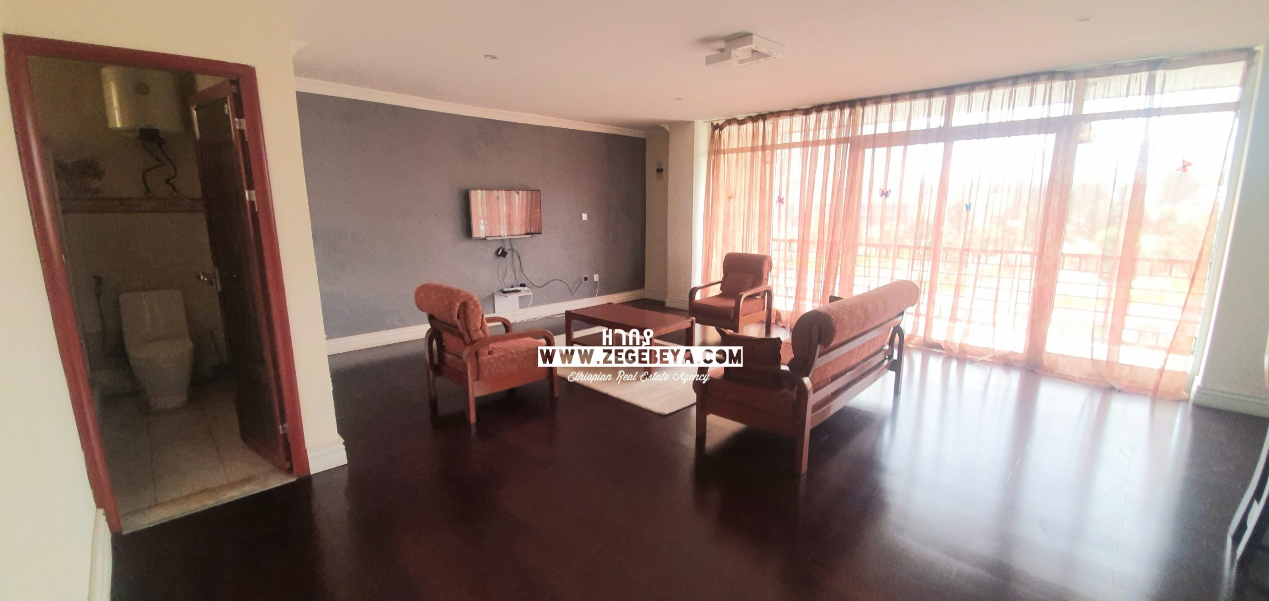 2 Bedroom Furnished Apartment For Rent Near AU