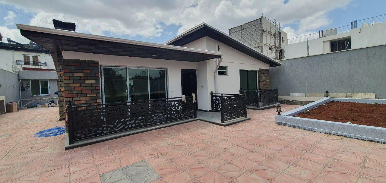 3 Bedroom Villa For Rent In Bole, Meskel Flower