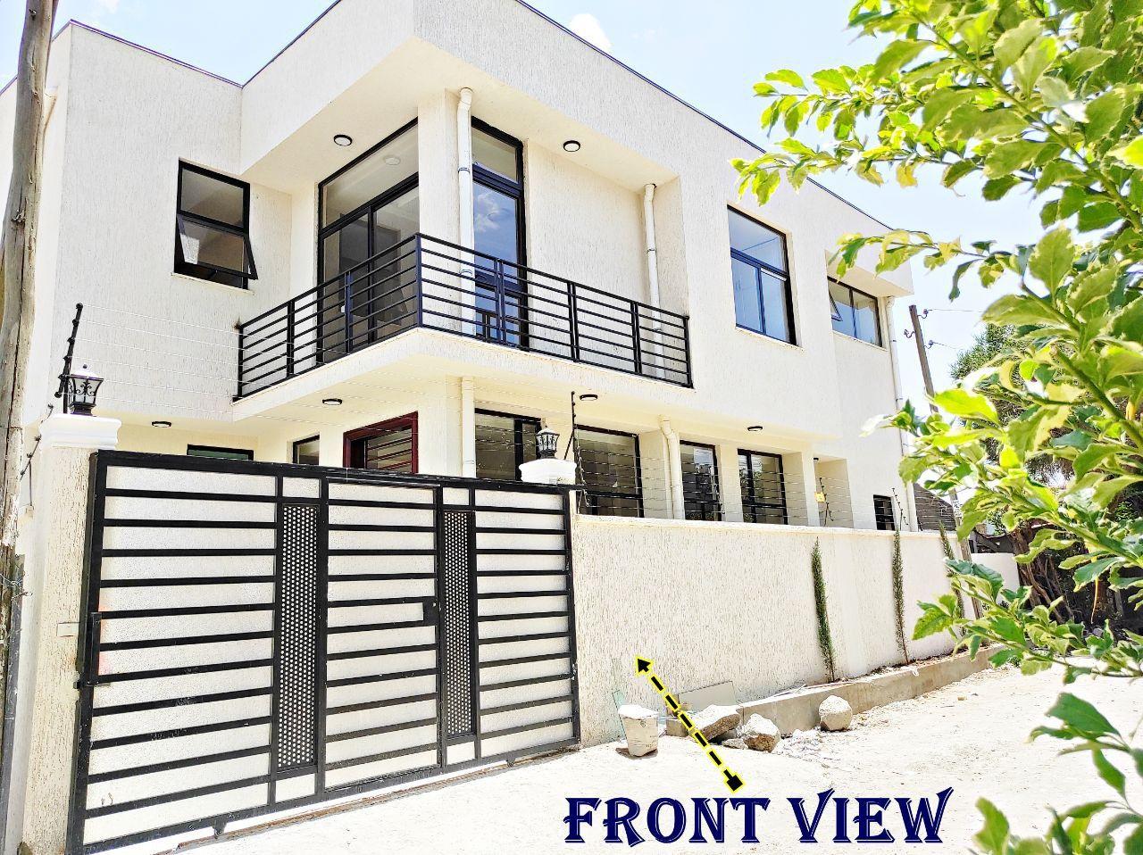 G+1 White House For Sale In Addis Ababa, Bole Bulbula