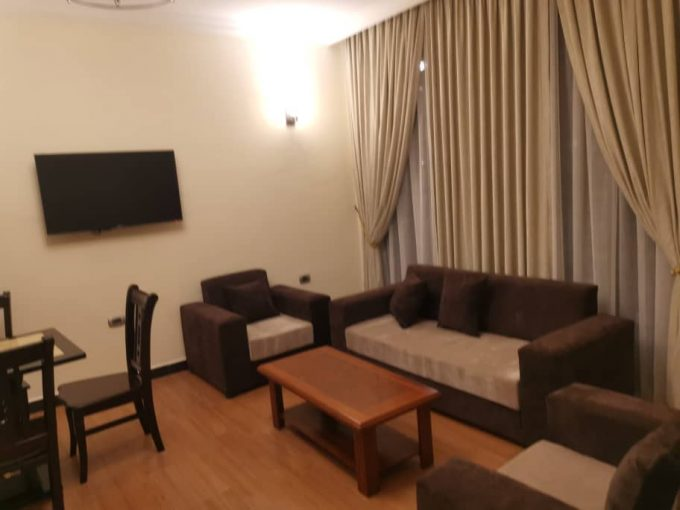 Furnished One Bedroom Apartment At Old Airport