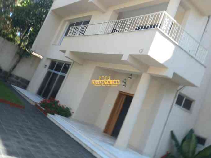 7 Bedroom House For Rent At Bole