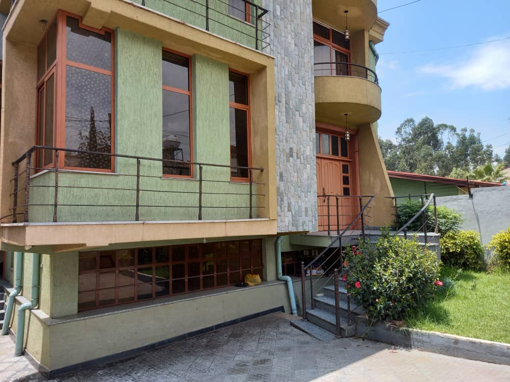 Furnished House For Rent At Old Airport