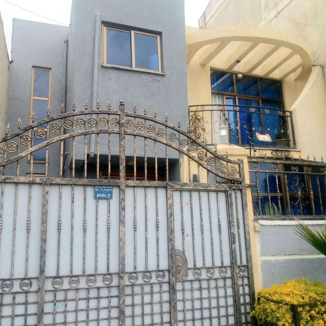 New G+1 House For Sale At Ayat